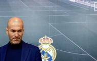 'Cậu ấy giỏi để thay thế Zidane tiếp quản Real...'
