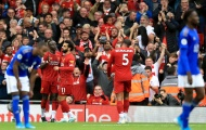 'Cậu ấy phòng ngự không biết mệt nơi cánh phải Liverpool'