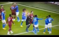 Hỗn loạn sân Anfield, sao Leicester tính tẩn cả Robertson lẫn đồng đội