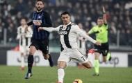 Đấu Inter Milan, Ronaldo có cơ hội cân bằng kỉ lục kéo dài 20 năm
