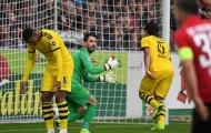 Đốt lưới nhà phút 89, Dortmund mất điểm đầy cay đắng