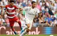 Ghi bàn đầu tiên cho Real, đây là phản ứng bất ngờ của Hazard
