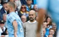 Man City 'nát như tương', Pep Guardiola trả giá đắt cho sai lầm