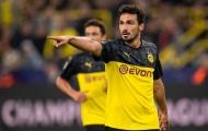 Tiếp tục mất điểm, trụ cột Dortmund 'tức nước vỡ bờ' vì điệp khúc hòa