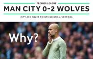 Bạn đã hiểu vì sao Man City thất bại trước Wolves?