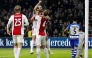 Cựu sao M.U lên tiếng, Ajax 'cuỗm' bộ 3 Tottenham và 'sát thủ' Barca