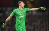 Arsenal giúp Bernd Leno 'vô đối' Premier League