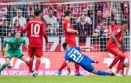 Đội hình tiêu biểu vòng 7 Bundesliga: Có kẻ hạ sát Bayern