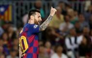 Lương cao nhất thế giới, 'đối tác số 1' của Messi sẵn sàng trở về Barca