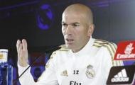 Sau tất cả, có 1 cái tên vẫn quyết 'từ mặt' Zidane đến cùng