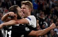Trở về Hà Lan, De Ligt tiết lộ điều đáng lo nhất tại Juventus