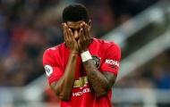 Rashford sa sút và chuỗi ngày 'khủng khiếp' kể từ khi ra mắt Man Utd