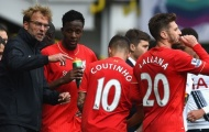 11 cầu thủ Liverpool đá chính trận đầu tiên dưới thời Klopp đang ở đâu?