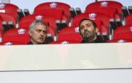 'Tôi có thể tới M.U. Tôi hay bàn bạc với Mourinho về họ'