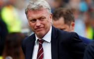 David Moyes chuẩn bị trở lại đối đầu Man Utd