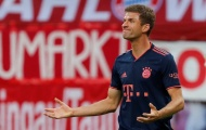 Muller 'giận' Bayern, điểm đến là nước Anh?