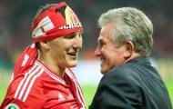 Vừa giải nghệ, huyền thoại Bayern nhận lời khen tới tấp từ 2 thầy cũ