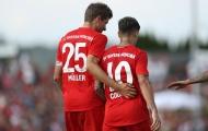 Thomas Mueller chốt tương lai, sẵn sàng cạnh tranh vị trí với Coutinho