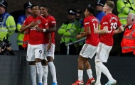 'Anh cả' Man Utd: 'Bạn thấy tài năng của cậu ta ngay từ khi gặp Liverpool'
