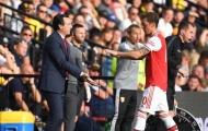 NÓNG! 'Sếp bự' Arsenal lên tiếng, nói lời gây sốc về mâu thuẫn Emery - Ozil