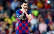 'Messi không thể chơi trong đội bóng của chúng tôi'