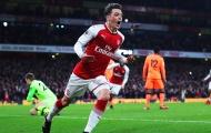 Bị Arsenal 'trục xuất', 3 ông lớn Serie A dang tay đón Ozil