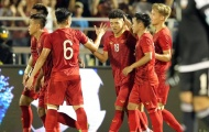 Chấm điểm trận U22 Việt Nam 1-1 U22 UAE: Điểm sáng Đức Chinh!