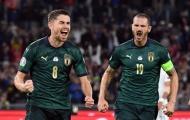 Ra mắt áo đấu xanh lá, Italia chính thức giành vé đến VCK EURO 2020