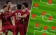 Đội hình ra sân ĐT Việt Nam đấu Indonesia: Ảo thuật gia Hà Nội,  'Valencia Việt Nam'