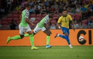 Highlights: Brazil 1-1 Nigeria
