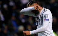 'Tấu hài' trước vòng cấm, sao Juve khiến Đức mất người từ sớm