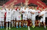 Vượt qua nỗi đau, Ba Lan xuất sắc giành vé tham dự VCK EURO 2020