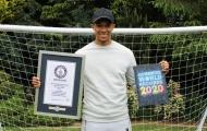 CHÍNH THỨC! Sao Liverpool được xác nhận kỷ lục Guinness