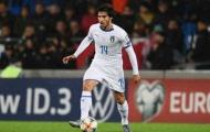 'Pirlo đệ nhị' chính thức ra mắt ĐTQG trong ngày Italia thắng '5 sao'