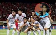 Tuấn Anh có biểu hiện đặc biệt trong ngày ĐT Việt Nam đè bẹp Indonesia