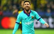 Giành giày vàng thứ 6, Messi tiện thể 'đá đểu' Ronaldo và Ibrahimovic