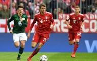 Kovac dùng chiêu '1 mũi tên trúng 2 nhạn', Muller và Coutinho đều vui mừng
