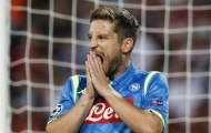 "Thay Sanchez, Inter Milan nhắm ""khẩu pháo"" của Napoli"