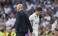 Sau tất cả, Zidane vẫn xem cầu thủ này như 'cái gai trong mắt'