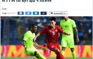 Báo Thái Lan lên tiếng về tin đồn Đức Huy được CLB Thai-League săn đón