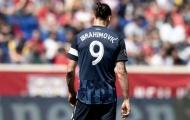 Ibrahimovic lại lên tiếng về việc tới Man Utd