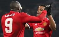 Sau tất cả, Martial phá vỡ im lặng về việc giành lại áo số 9 của Lukaku