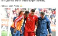 CHÍNH THỨC: Bayern xác nhận chấn thương của Sule, mất luôn EURO 2020