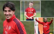 3 nhân tố trở lại, Arsenal đón tin cực vui trước màn đọ tài với Sheffield