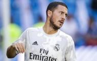 Hazard bị truyền thông Tây Ban Nha đe doạ: 'Đó là trận chung kết của cậu ấy'