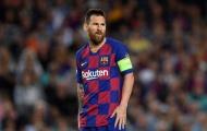 Messi điểm mặt, Barca thanh trừng 'khao khát của Solskjaer'
