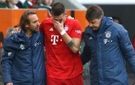 'Trung vệ thép' chấn thương dài hạn, 'Sếp lớn' Bayern khẳng định 1 điều chắc nịch