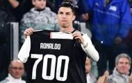 Chạm mốc 700 bàn thắng, Ronaldo nói điều bất ngờ