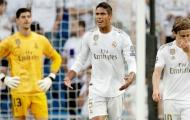 Fan Real thảm thiết: 'Làm ơn đừng cho hắn vào sân, nếu không muốn đội bóng xuống chơi Europa League'