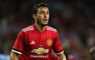 Matteo Darmian: Cựu sao Man Utd đang được Inter Milan quan tâm